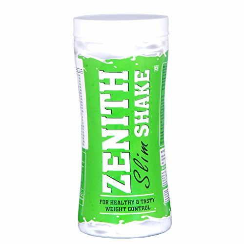 Zenith Nutrition Slim Shake Protein Blends (500gm, Vanilla)
