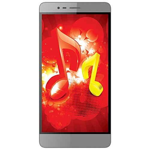 Intex Aqua Music 16GB Grey Mobile