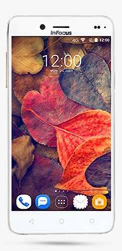 Infocus M535 Plus 16GB White Mobile