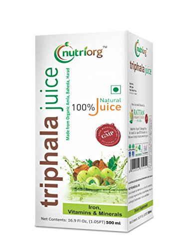 Nutriorg Triphala Juice (500ml)