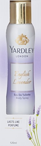 Yardley London English Lavender EDT Spray For Unisex 120 ml