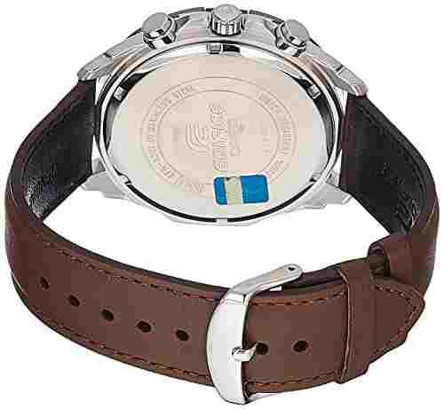 Casio EFR-539L-7BVUDF (EX305) Chronograph Beige Dial Men's Watch (EFR-539L-7BVUDF (EX305))