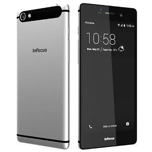 Infocus M808i 16GB Silver Mobile