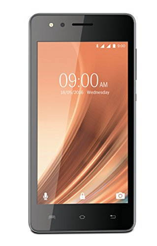 Lava A68 8GB Silver Mobile