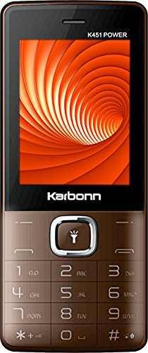 Karbonn K451 Power Mobile