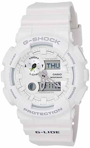 Casio G-Shock GAX-100A-7ADR (G676) Analog Digital White Dial Men's Watch
