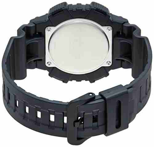 Casio Youth AQ-S810W-1A3VDF (AD209) -combination Analog Digital Black Dial Men's Watch