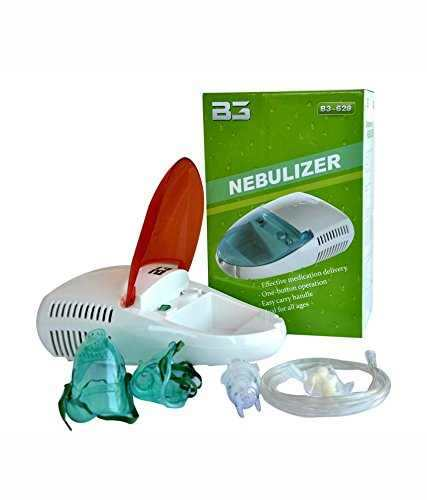 B3 620 Compressor Nebulizer