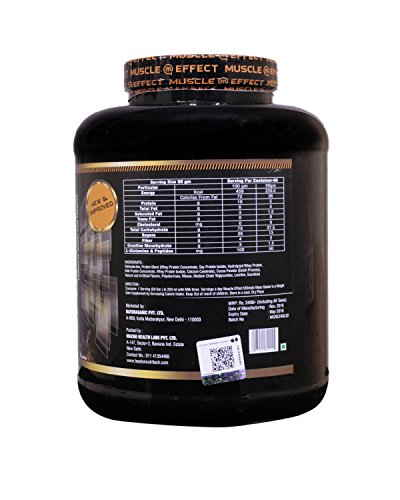 HON Muscle Effect Ultimate Weight Gainer (3Kg, Chocolate)