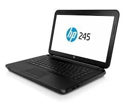 HP 245 G5 AMD APU Quad Core 4 GB 500 GB DOS 14 Inch - 14.9 Inch Laptop