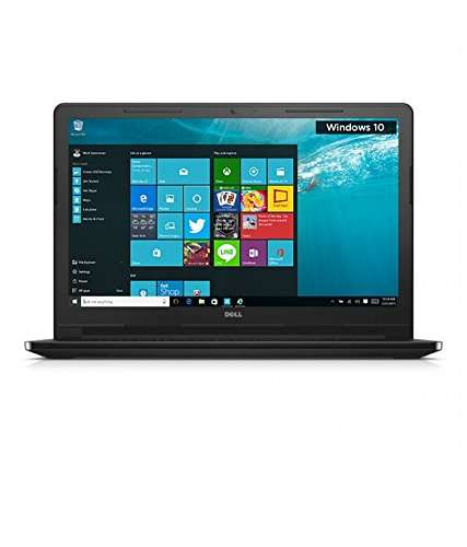 Dell Inspiron 3555 AMD APU Quad Core 4 GB 500 GB Windows 10 15 Inch - 15.9 Inch Laptop