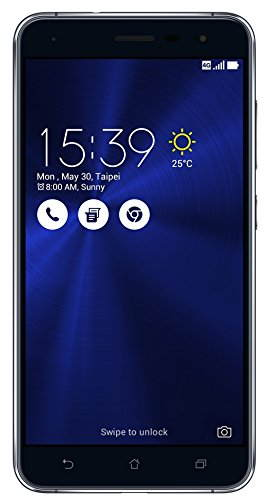 Asus Zenfone 3 ZE520KL-1A035IN 32GB Black Mobile