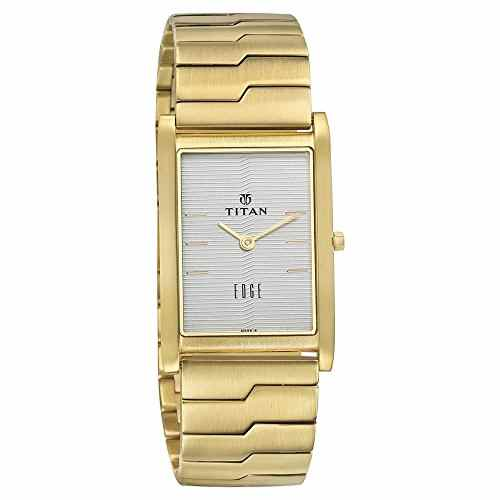 Titan Edge NH1043YM01 Analog Watch (NH1043YM01)