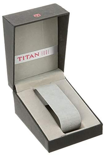 Titan Edge NH1043YM01 Analog Watch