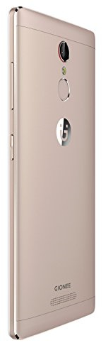 Gionee S6s Latte 32GB Gold Mobile