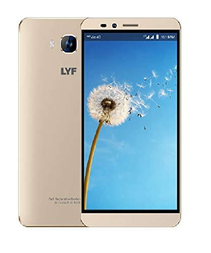 LYF Wind 2 LS-6001 16GB Gold Mobile