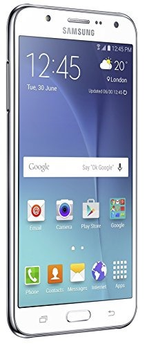 Samsung Galaxy J7 J700F Dual Sim 16GB White Mobile