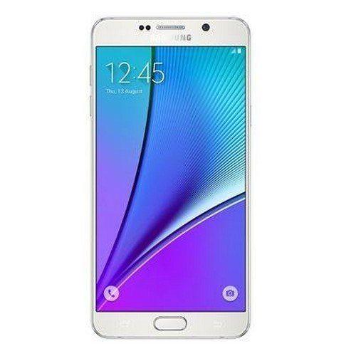 Samsung Galaxy Note 5 DS N920T 32GB Silver Titanium Mobile