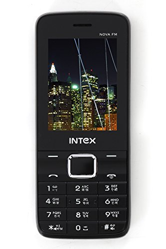 Intex Nova Black & Champagne Mobile