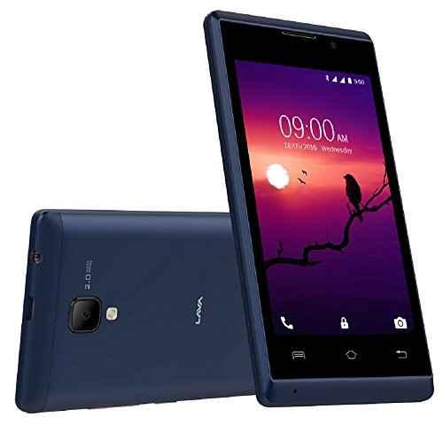 Lava A48 8GB Blue Mobile