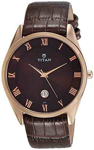 Titan 90054WL01J Analog Watch