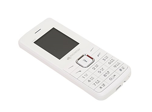 Micromax X408 White Mobile