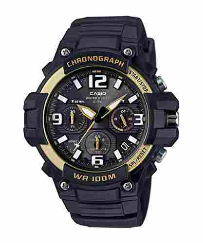 Casio Youth MCW-100H-9A2VDF (AD215) Analog Black Dial Men's Watch (MCW-100H-9A2VDF (AD215))