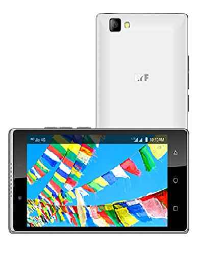 LYF Wind 7 (LYF LS-5016) 16GB Black Mobile