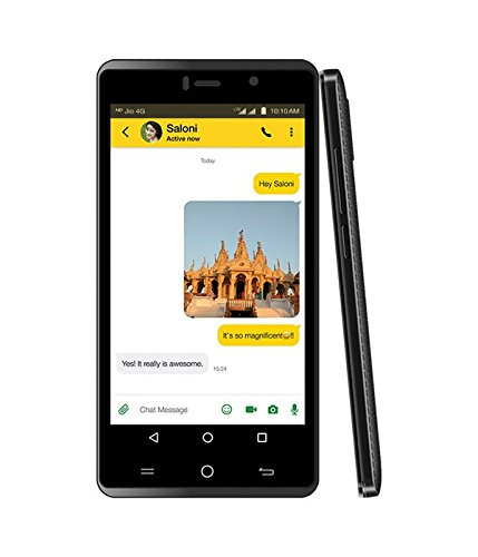 LYF Water 10 16GB Black Mobile