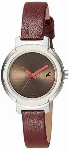Fastrack 6143SL03 Analog Watch (6143SL03)