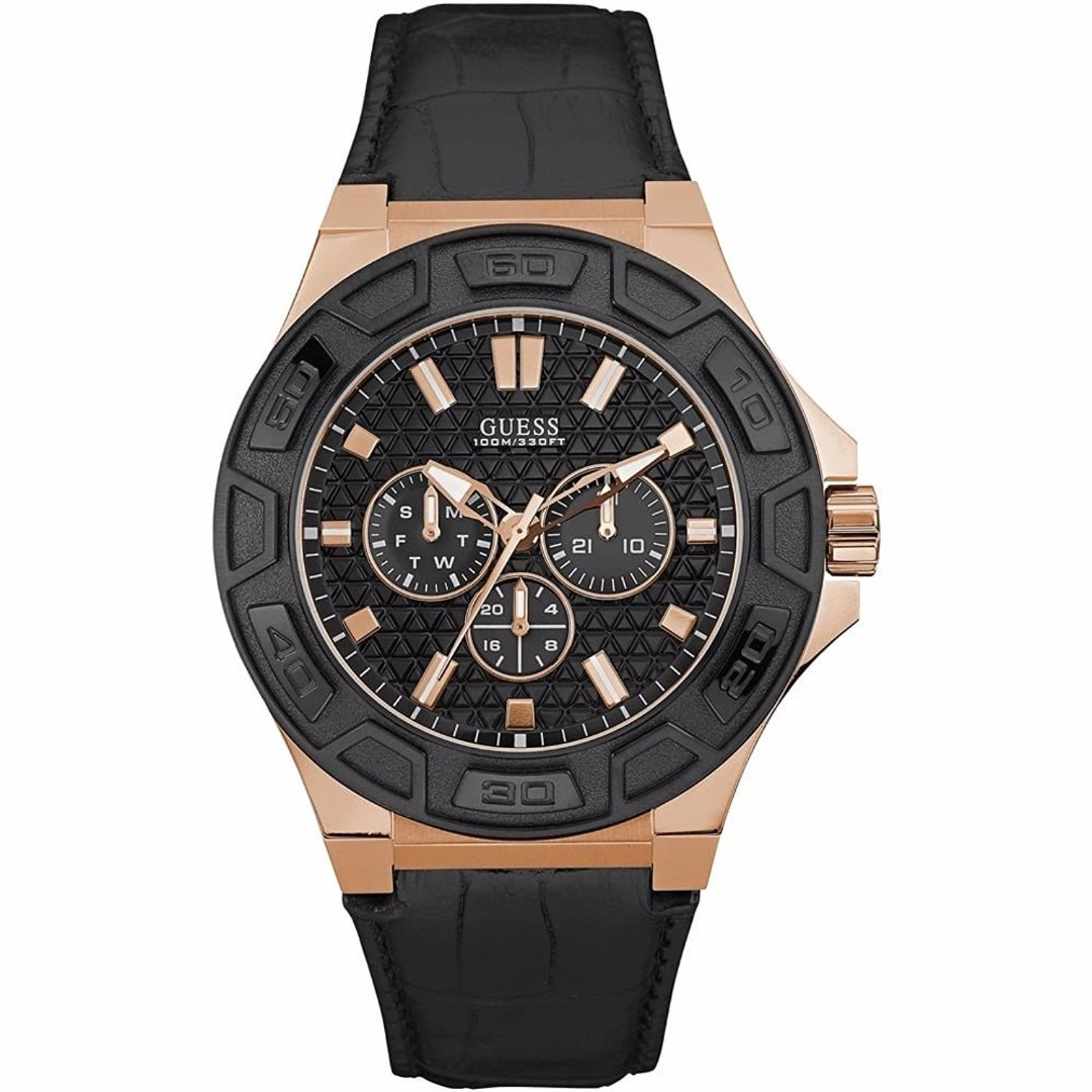 Guess W0674G6 Analogue Dial Men's Watch (W0674G6)
