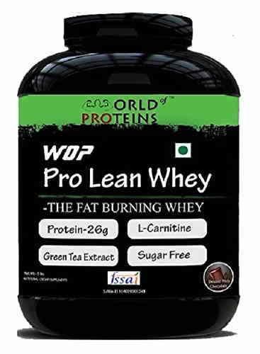 WOP Pro Lean Whey (2.26Kg, Chocolate)