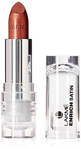 Lakme Enrich Satin Lipstick B576 Shade 4.3 GM