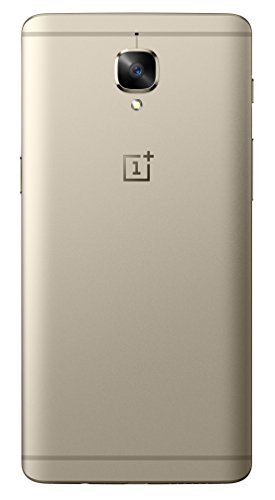 OnePlus 3 64GB Soft Gold Mobile