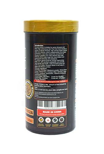 Siso Arowana Sticks Fish Food (420gm)
