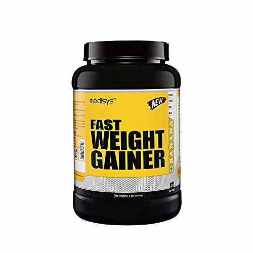 Medisys Fast Weight Gainer (1.5Kg, Banana)