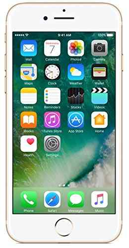 Apple iPhone 7 128GB Gold Mobile, MN942HN/A