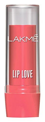 Lakme Lip Love Lip Care Lip Balm, Apricot 3.8 GM