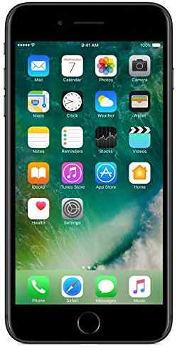 Apple iPhone 7 Plus (Apple MN512HN/A) 256GB Jet Black Mobile