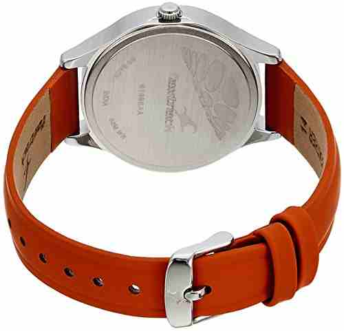 Fastrack 6138SL01 Analog Watch (6138SL01)