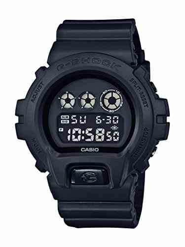 Casio G-Shock DW-6900BB-1DR (G688) Digital Black Dial Men's's Watch (DW-6900BB-1DR (G688))