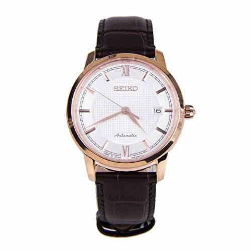 Seiko SRPA16J1 Analogue white Dial men's Watch (SRPA16J1)