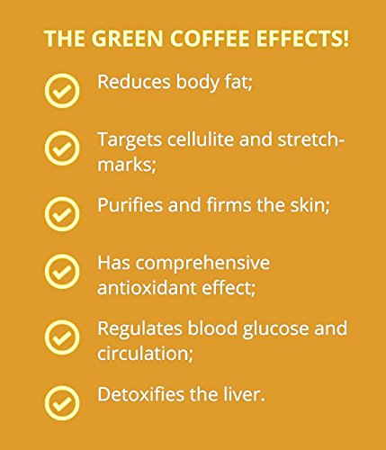Healthvit Organic Green Coffee Bean Powder (200gm, Coffee)