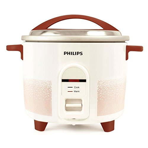 Philips HL1664/00 2.2-Litre Electric Rice Cooker