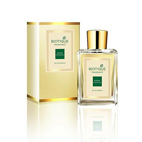 Biotique Bio Imperial Patchouli Eau de Parfum for Women, 50 ML