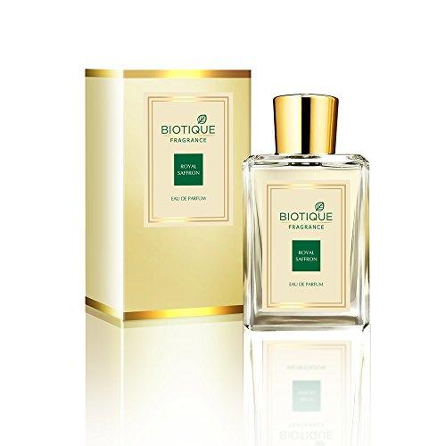 Biotique Bio Royal Saffron Eau de Parfum For Women, 50 ML