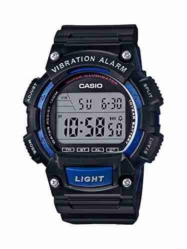Casio Youth W-736H-2AVDF (I103) Digital Black Dial Men's Watch