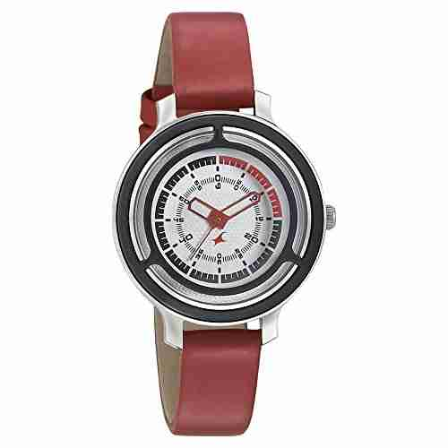 Fastrack 6140KL02 Analog Watch