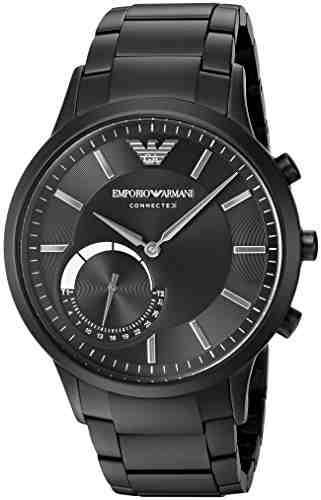 Emporio Armani ART3001 Connected Analog Watch (ART3001)