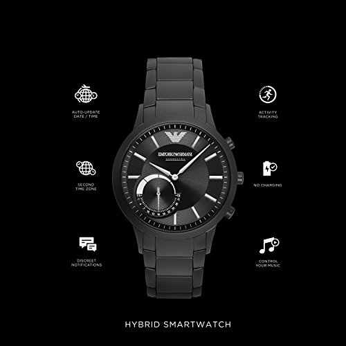 Emporio Armani ART3001 Connected Analog Watch